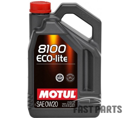 "Масло моторное MOTUL ""8100 ECO-NERGY 5W-30"", 5л 102898"
