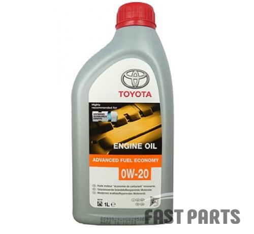 "Масло моторное TOYOTA ""ENGINE OIL XS 0W-20"", 1л 0888083264"