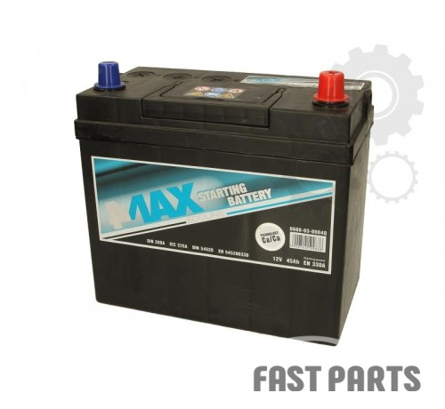 Аккумулятор 4MAX 0608-03-0004Q 45Ah/330A