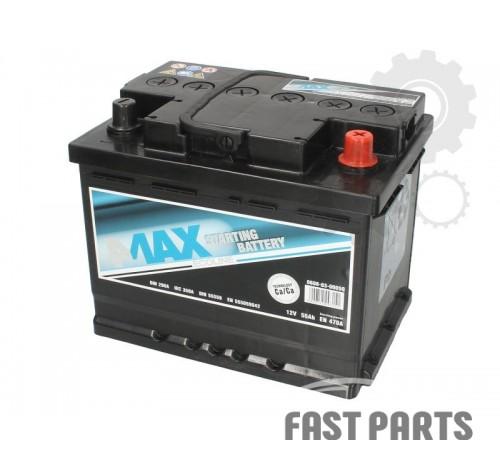Аккумулятор 4MAX 0608-03-0005Q 55Ah/470A