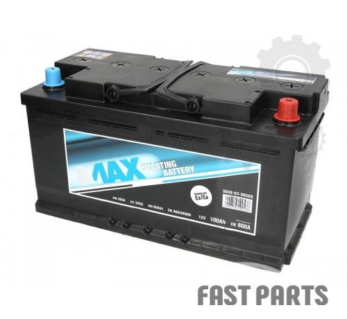 Аккумулятор 4MAX 0608-03-0008Q 100Ah/800A