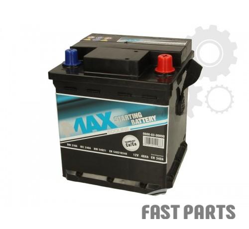 Аккумулятор 4MAX 0608-03-0009Q 40Ah/340A