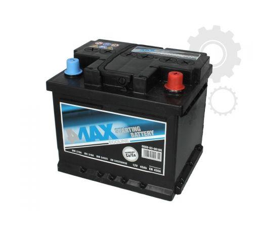 Аккумулятор 4MAX 0608-03-0010Q 45Ah/450A