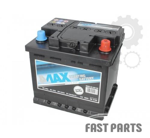 Аккумулятор 4MAX 0608-03-0013Q 50Ah/470A
