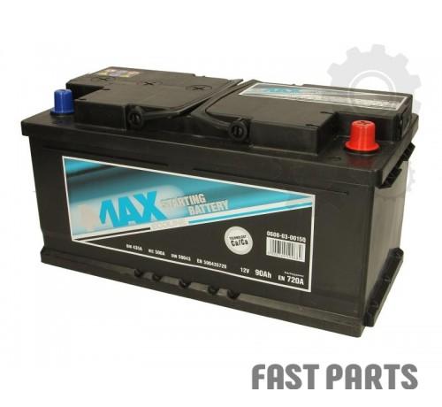 Аккумулятор 4MAX 0608-03-0015Q 90Ah/720A