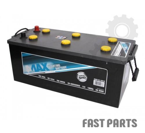 Аккумулятор 4MAX 0608-03-1001Q 180Ah/950A