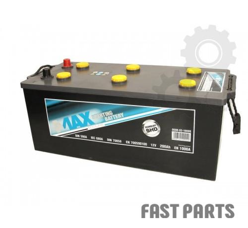 Аккумулятор 4MAX 0608-03-1008Q 200Ah/1000A