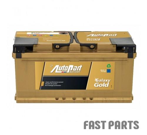 Аккумулятор AutoPart 102Ah/950A 12V sb Galaxy Gold  (0)