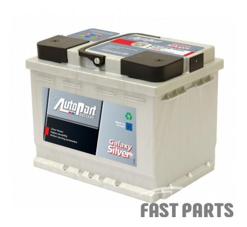 Аккумулятор AutoPart 60Ah/590A 12V Galaxy Silver (0)