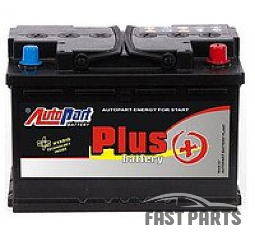 Аккумулятор AutoPart 60Ah/480A 12V Japan Autopart Plus (1)
