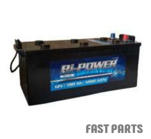 Аккумулятор BI-POWER 190Аh/1200A 12V (3)