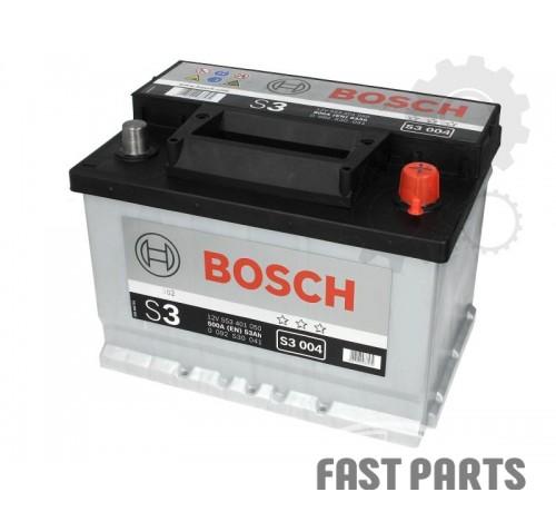 Аккумулятор BOSCH 0 092 S30 041 53Ah/500A