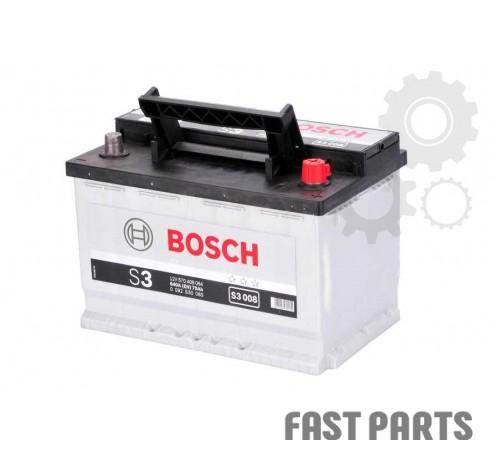 Аккумулятор BOSCH 0 092 S30 080 70Ah/640A
