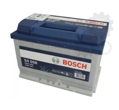 Аккумулятор BOSCH 0 092 S40 080 74Ah/680A