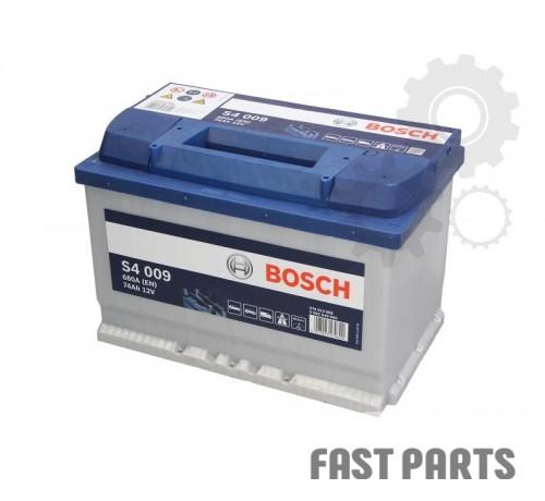 Аккумулятор BOSCH 0 092 S40 090 74Ah/680A