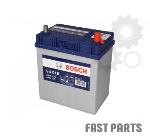 Аккумулятор BOSCH 0 092 S40 180 40Ah/330A