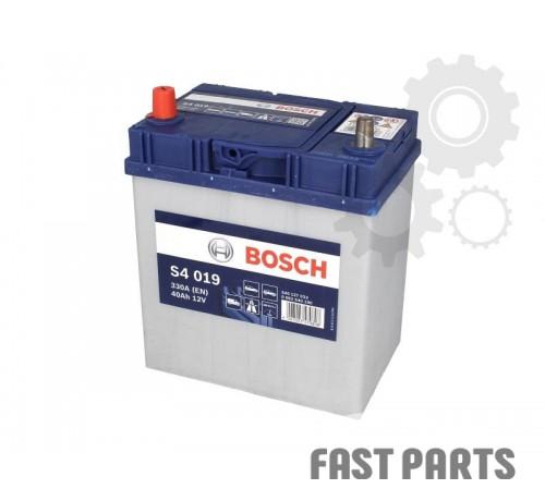 Аккумулятор BOSCH 0 092 S40 190 40Ah/330A