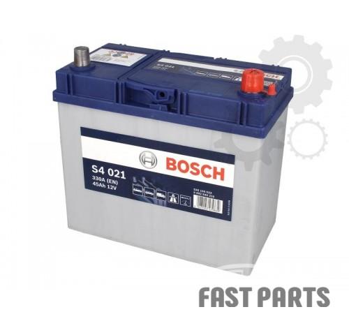 Аккумулятор BOSCH 0 092 S40 210 45Ah/330A