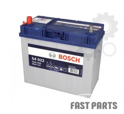 Аккумулятор BOSCH 0 092 S40 220 45Ah/330A