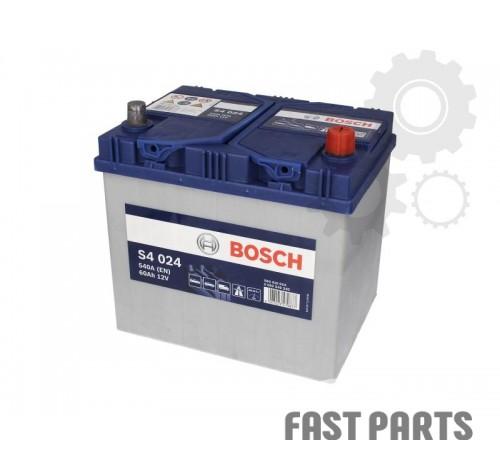 Аккумулятор BOSCH 0 092 S40 240 60Ah/540A