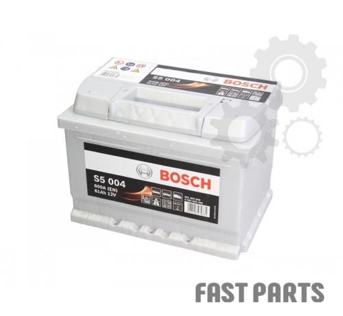 Аккумулятор BOSCH 0 092 S50 040 61Ah/600A