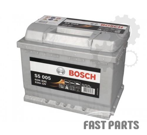 Аккумулятор BOSCH 0 092 S50 050 63Ah/610A