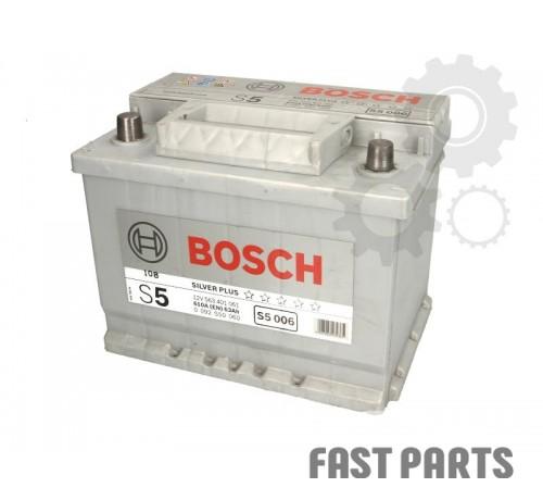 Аккумулятор BOSCH 0 092 S50 060 63Ah/610A