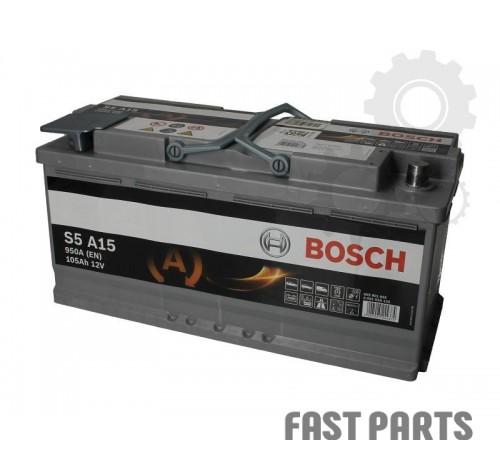Аккумулятор BOSCH 0 092 S5A 150 105Ah/950A