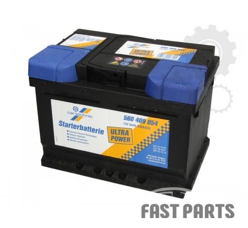 Аккумулятор CARTECHNIC CART560409054 60Ah/540A