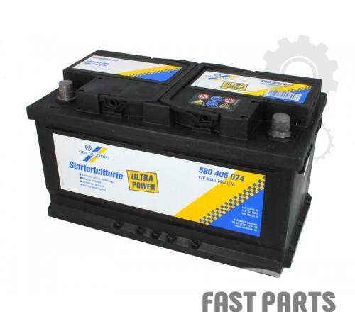 Аккумулятор CARTECHNIC CART580406074 80Ah/740A