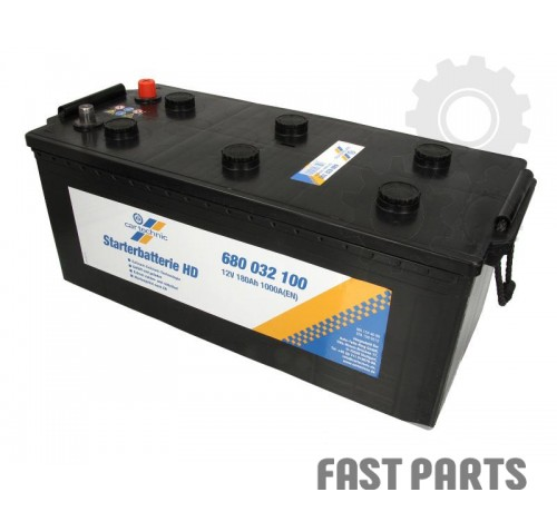 Аккумулятор CARTECHNIC CART680032100 180Ah/1000A
