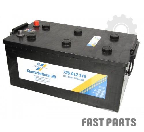 Аккумулятор CARTECHNIC CART725012115 225Ah/1150A