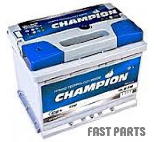 Аккумулятор Champion 60Ah/510A 12V Euro (0)