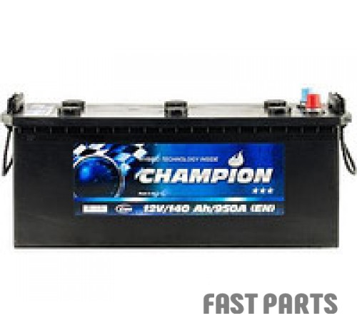 Аккумулятор Champion Black 140Ah/950A 12V Euro (3)