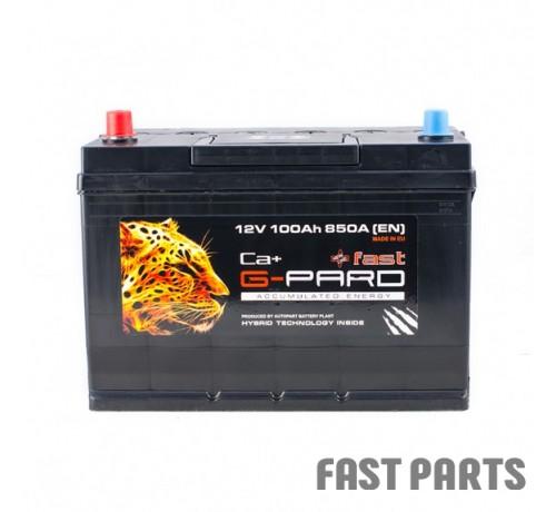 Аккумулятор G-Pard 100 Аh/850A 12V Fast G-Pard Japan (1)