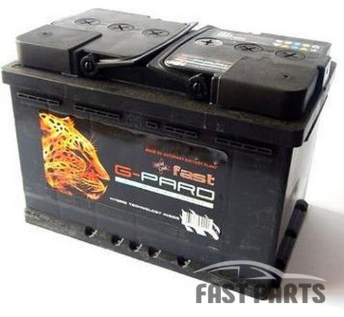Аккумулятор G-Pard 110 Аh/1000А 12V Fast G-Pard Euro(0)