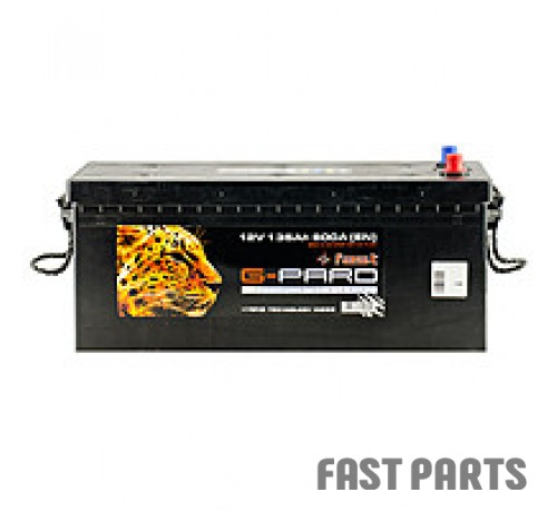 Аккумулятор G-Pard 140Аh/900A 12V Euro (3)