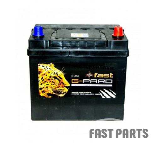 Аккумулятор G-Pard 40 Аh/330А 12V Fast G-Pard Japan Euro(0)