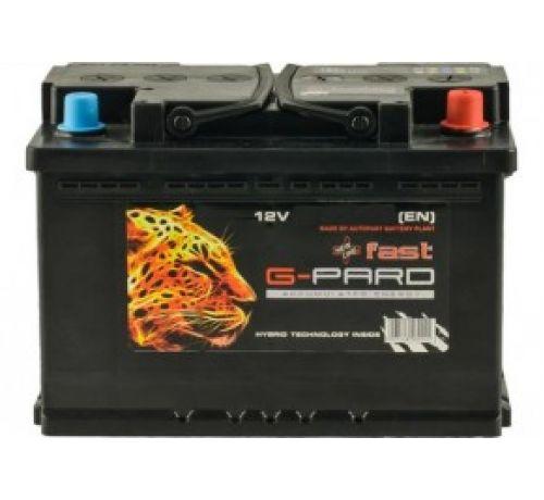 Аккумулятор G-Pard 60 Аh/570А 12V Fast G-Pard Euro(0)