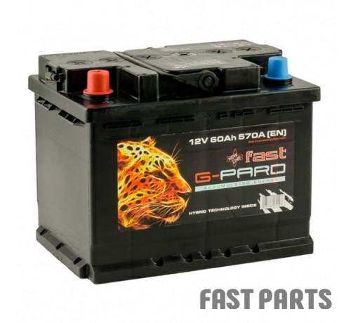 Аккумулятор G-Pard  60Аh/510A 12V G-Pard (1)