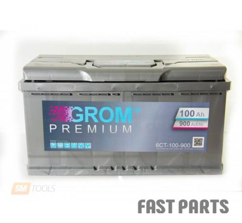 Аккумулятор GROM 6CT-100Ah (0)
