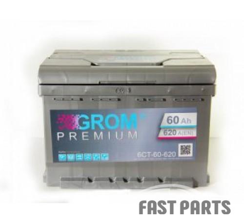 Аккумулятор GROM 6CT-50Ah (1)