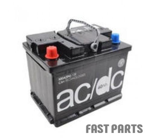 Аккумулятор MAGIC 60 Ah/450А 12V (1) AC/DC