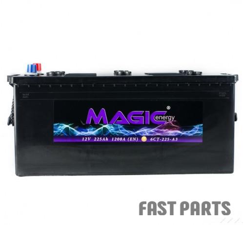 Аккумулятор MAGIС ENERGY 225 Ah 12V Euro (3)