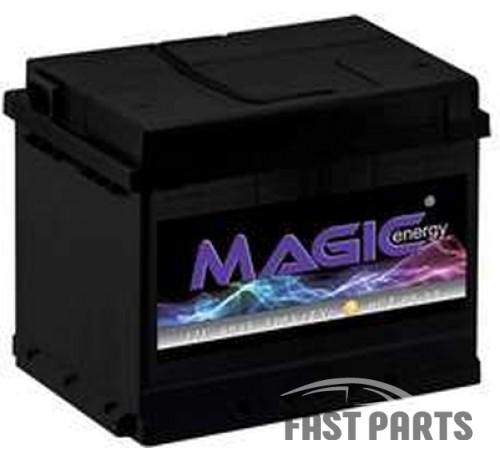 Аккумулятор MAGIС ENERGY 60 Ah/570А 12V (1)