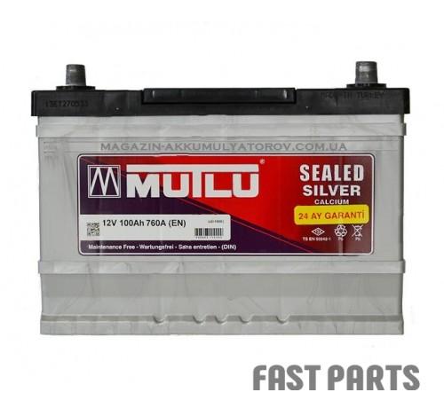 Аккумулятор MUTLU 110AH R+ EURO