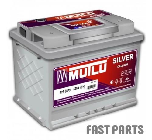 Аккумулятор MUTLU 60AH L+ EURO