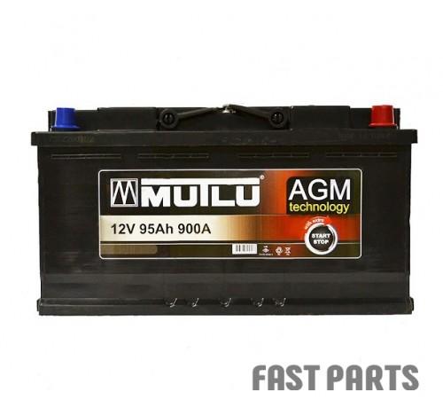Аккумулятор MUTLU AGM-95