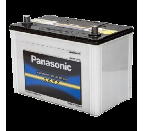 Аккумулятор Panasonic (115D31R-FS) 6CT-90Ah JL+ 755A (EN) бел