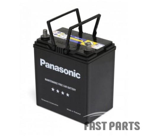 Аккумулятор Panasonic (38B19L-FH) 6CT-35Ah JR+ 400A (EN) т.к.